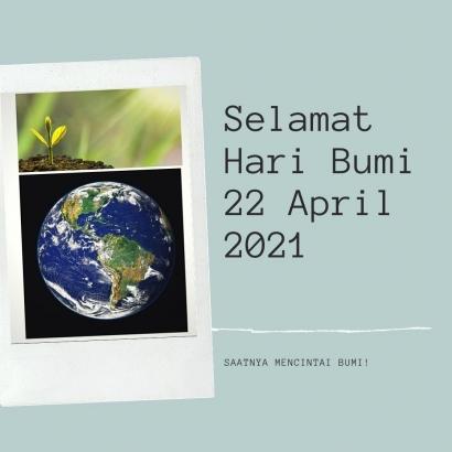 Saatnya Mencintai Bumi, Meski dengan Cara Sederhana!