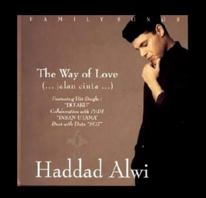The Way of Love, Syiar Syair Lagu Religi Favorit