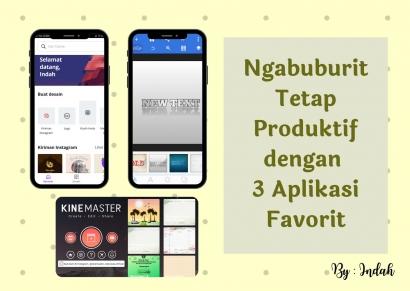 Ngabuburit Tetap Produktif dengan 3 Aplikasi Favorit