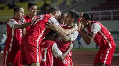 Laga Antiklimaks, Persija Juara Piala Menpora 2021