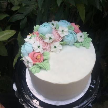 Bahan Menghias Kue Selain Butter Cream