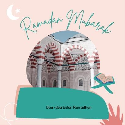 Doa Niat Puasa  dan Doa Buka Puasa Ramadan di Masjid Dekat Rumah
