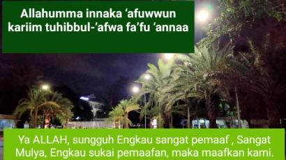 Malam ke 17 Ramadan, Perbanyak Doa Nuzulul Quran