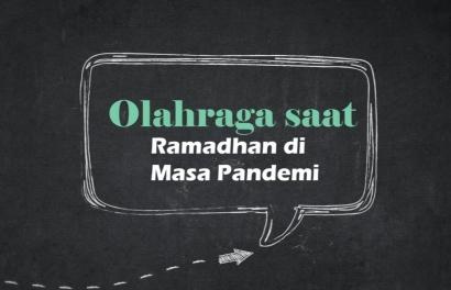 Jangan Mager, Yuk Lakukan 4 Olahraga Ringan ini Selama Bulan Ramadan!