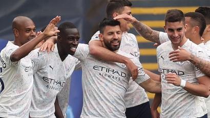 Menang atas Crystal Palace, Juara Manchester City Ditentukan Liverpool