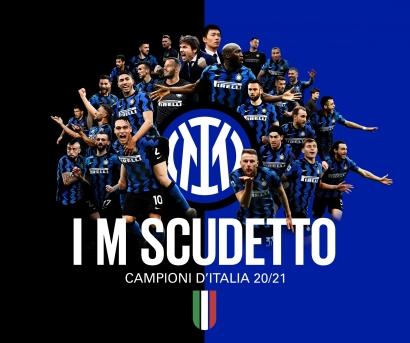 Inter Milan Juara Baru Liga Italia
