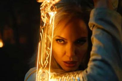 5 Rekomendasi Film Angelina Jolie, Superhero Marvel di Eternals