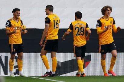 Wolverhampton Wanderers Kalahkan Brighton & Hove Albion di Liga Premier Inggris