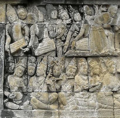 Membaca Batu dan Menghidupkan Batu: Sebuah Refleksi Sound of Borobudur