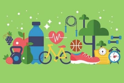Cara Menerapkan Pola Hidup Sehat Setelah Lebaran