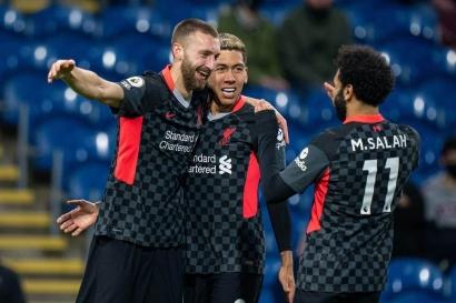 Kalahkan Burnley, Liverpool Jaga Asa Tampil di Liga Champions Musim Depan