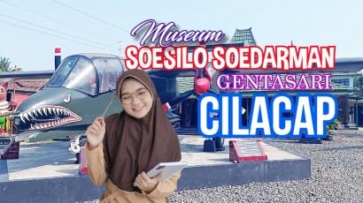 Ada Pesawat Tempur di Museum Soesilo Soedarman di Cilacap