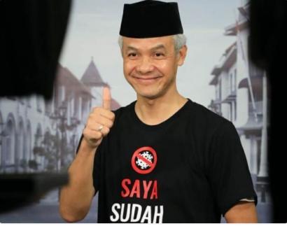 Diabaikan PDIP, Ganjar Pranowo Banjir Dukungan