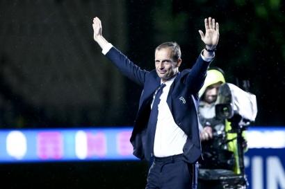 Juventus, Bukti Sebuah Klub Bisa Gagal Move On