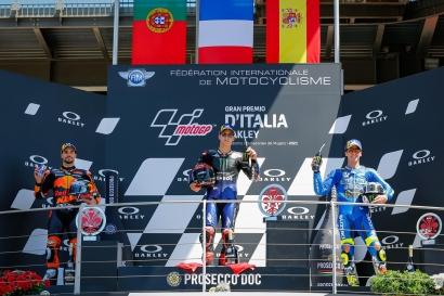 MotoGP Mugello dan Drama di Tengah Duka