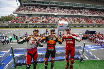 Oliveira Juara MotoGP Catalunya dan Quartararo Gagal Podium karena Penalti