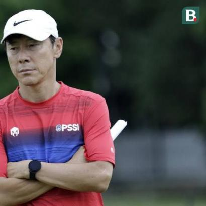 Usai Timnas Indonesia Kalah Telak, Haruskah Shin Tae-yong Dipecat?
