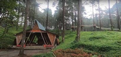 Ini Dia Jalur Alternatif Menuju Wisata Hutan Pinus Purwokerto