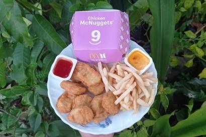 McDonalds Sudah Bikin Sensasi, Perlukah KFC dan Kita Meniru?