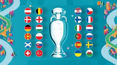 5 Negara yang Lolos UEFA Euro 2020 dengan FIFA Ranking Terendah, Apakah Tim Andalan Kalian Termasuk?
