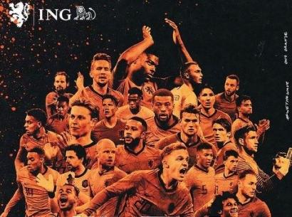 Timnas Belanda, Pernah Juara, Sempat Jatuh dan Kini Perlahan Bangkit