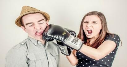 Ketika sedang Bertengkar dengan Pasangan, Segera Lakukan Hal Ini untuk Meredakan Amarah