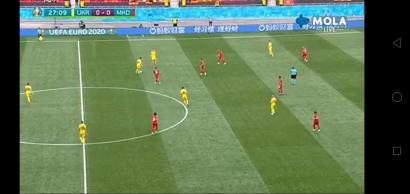 Hal yang Menarik dari Pertandingan Ukraina Vs Makedonia Utara di Piala Eropa