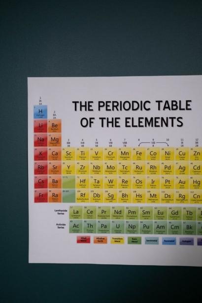 Belajar Tabel Periodik Menyenangkan
