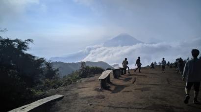 Patak Banteng, Jalur Pendakian Gunung Prau yang Ramah bagi Pemula
