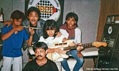 Inilah Harley Angels, Juara I Festival Rock se-Indonesia 1984