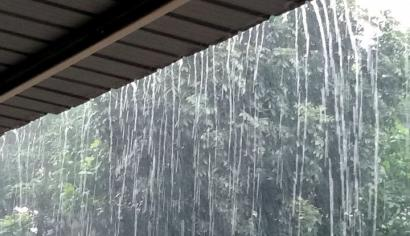 Anomali Hujan Bulan Juni
