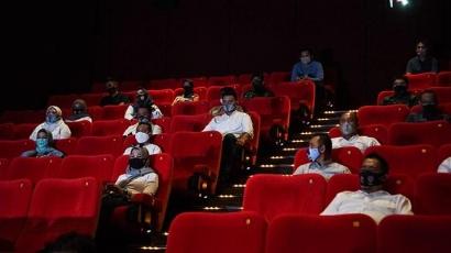 """Baru """"Panen"""", Bioskop di Jakarta dan Beberapa Daerah Tutup Lagi"""