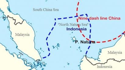 Geopolitik China: Dampak Pengklaiman China di Kepulauan Natuna