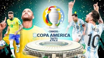 Copa America yang Tampil Beda