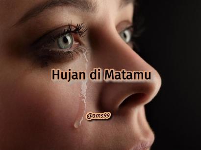 Puisi: Hujan di Matamu