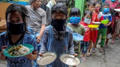 Pandemi Covid-19 Mewabah, Krisis Pangan Melanda