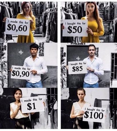Fast Fashion: Gaya, Cepat, Murah, tapi Banyak Problema