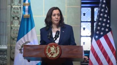 Keamanan Migrasi AS, Kamala Haris Membendung Lonjakan Imigran Amerika Tengah sebagai Upaya Sekuritisasi