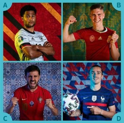 Fakta Euro 2020: Kenapa Para Sang Juara Melempem di Euro 2020?