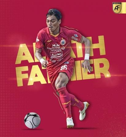 Alfath Fathier Tinggalkan Persija?