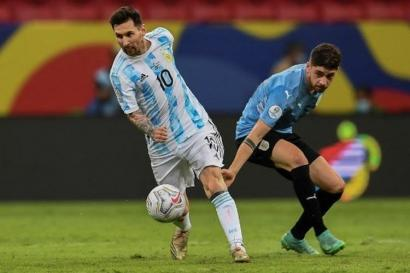Aturan Perempatfinal Copa America Beda dengan Euro 2020