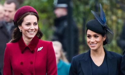 Perbandingan Kate Middleton dan Meghan Markle Berdasarkan Sifat Zodiak