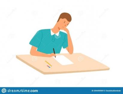 Menulis dan Konsentrasi
