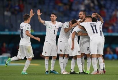 Apakah Italia Sekarang Favorit Juara Euro 2020?