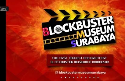 Nostalgia Masa Kecil di Serunya Tur Virtual  Blockbuster Museum Surabaya