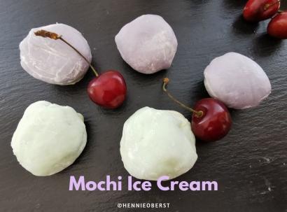 Mochi Ice Cream, Camilan Segar Saat Musim Panas