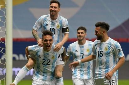 Messi yang (Masih) Menginspirasi