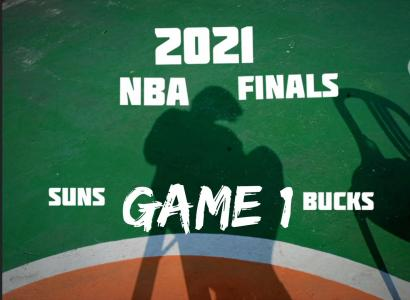 Game Review: NBA Finals 2021 Game 1, Phoenix Suns vs Milwaukee Bucks
