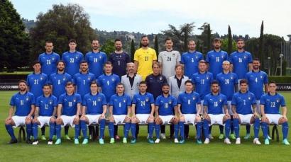 Menanti Timnas Italia di Piala Dunia 2022