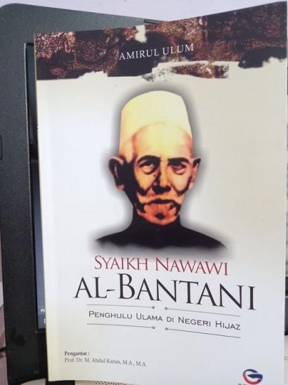 Benarkah Sultan Haji Itu Palsu? (Resensi Buku Syeikh Nawawi Al-Bantani)